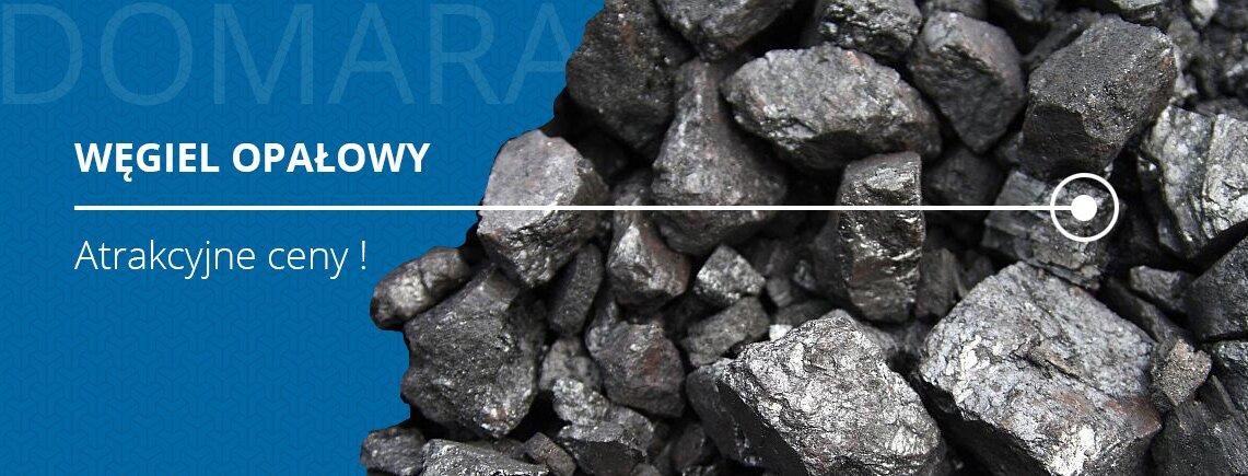 Węgiel opałowy – hurtowa sprzedaż